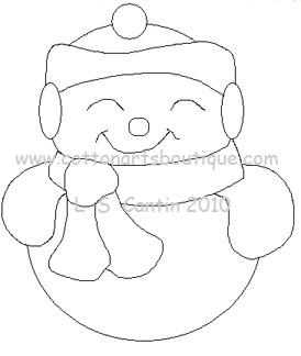 Freddy Snowman