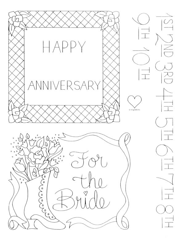 wedding embroideries