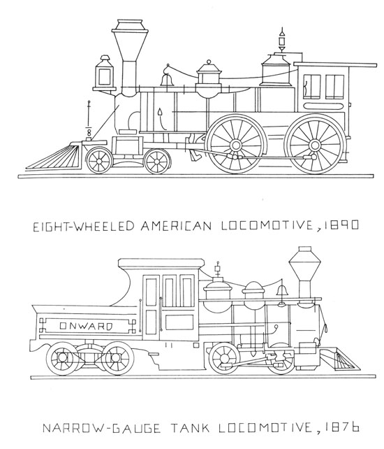 Locomotives, page 3