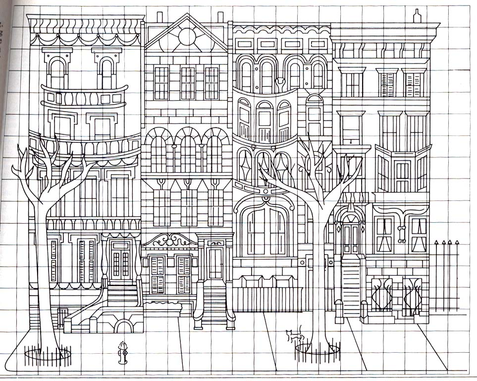 brownstones pattern