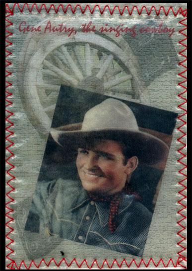 Gene Autry, the singing cowboy
