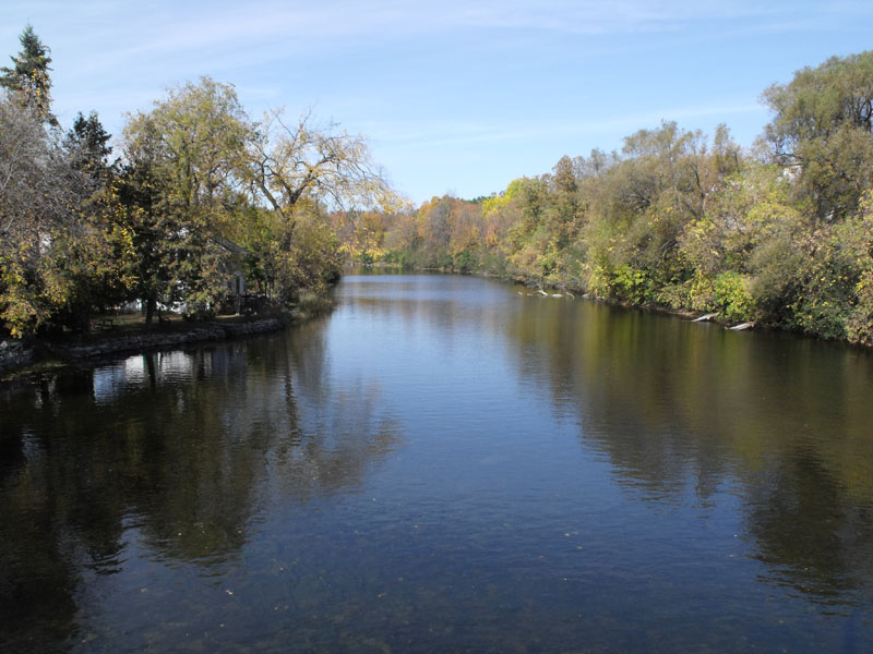 Mississippi River, Almonte, Ontario