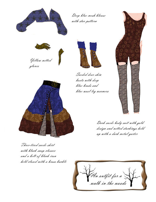 Steam Punk Outfit pieces