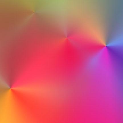 electric rainbow background