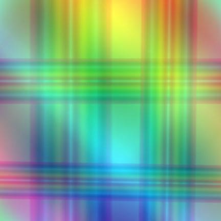 electric rainbow plaid background