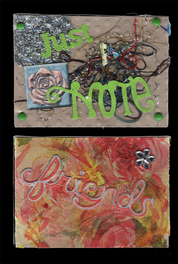 first set of two ATCs