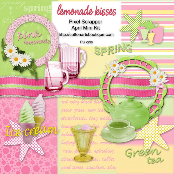 Lemonade Kisses