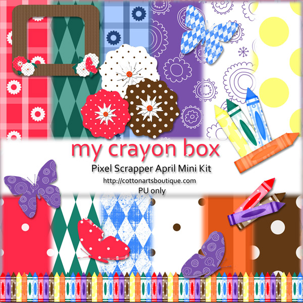 My Crayon Box preview