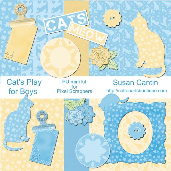 Cat's Play