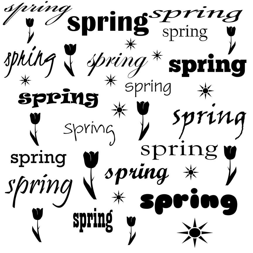 Spring overlay