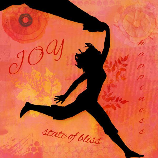Joy, July Challenge at the Studio