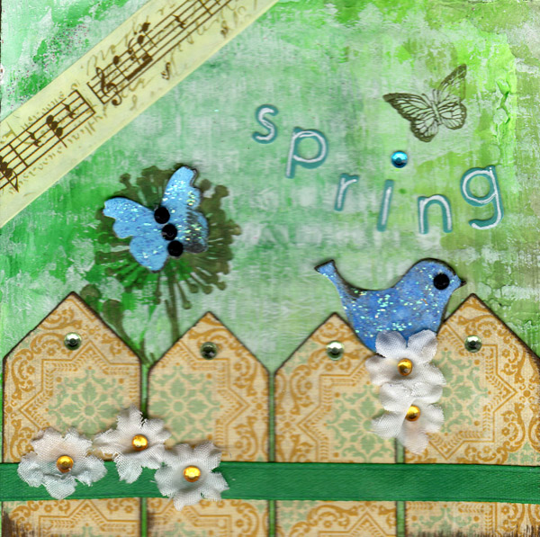 Spring 4x4 fat book page