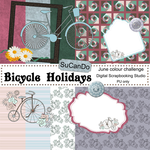 Bicycle holidays