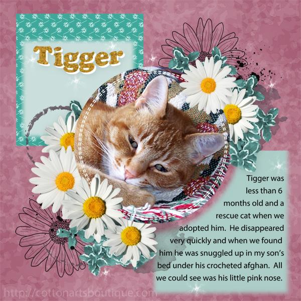 Tigger, old man