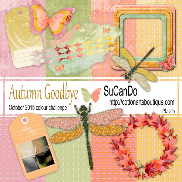 Autumn Goodbye Mini Kit