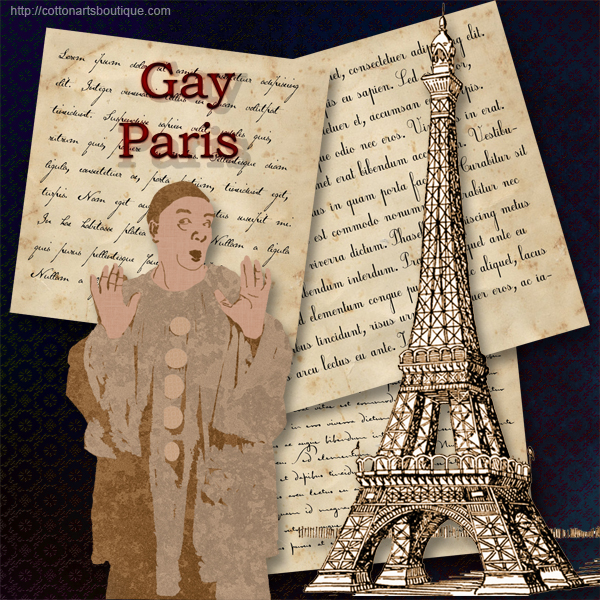 Gay Paris