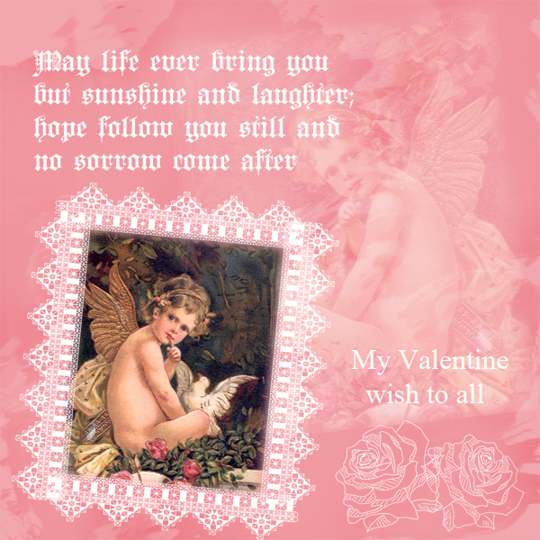 Valentine to the group