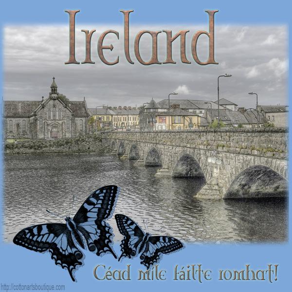 I - Ireland