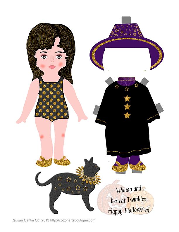 Wanda and Twinkles