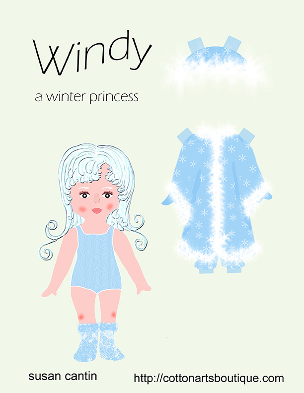 Windy princess