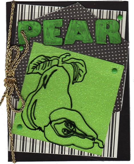 pear card