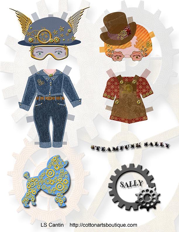 Sally Steampunk
